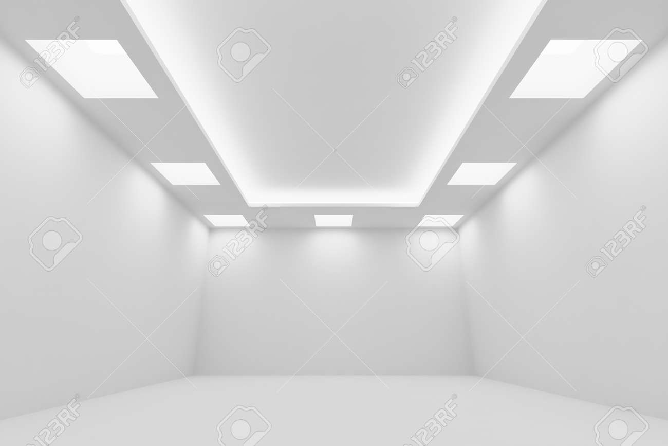 Abstract Architecture White Room Interior Empty White Room Stock Photo Picture And Royalty Free Image Image 65037748