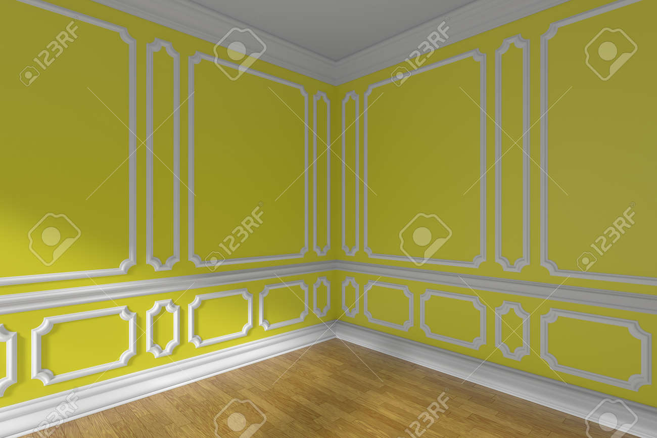 Magnificent Ative Molding On Walls Ensign - Home Design Ideas and ...