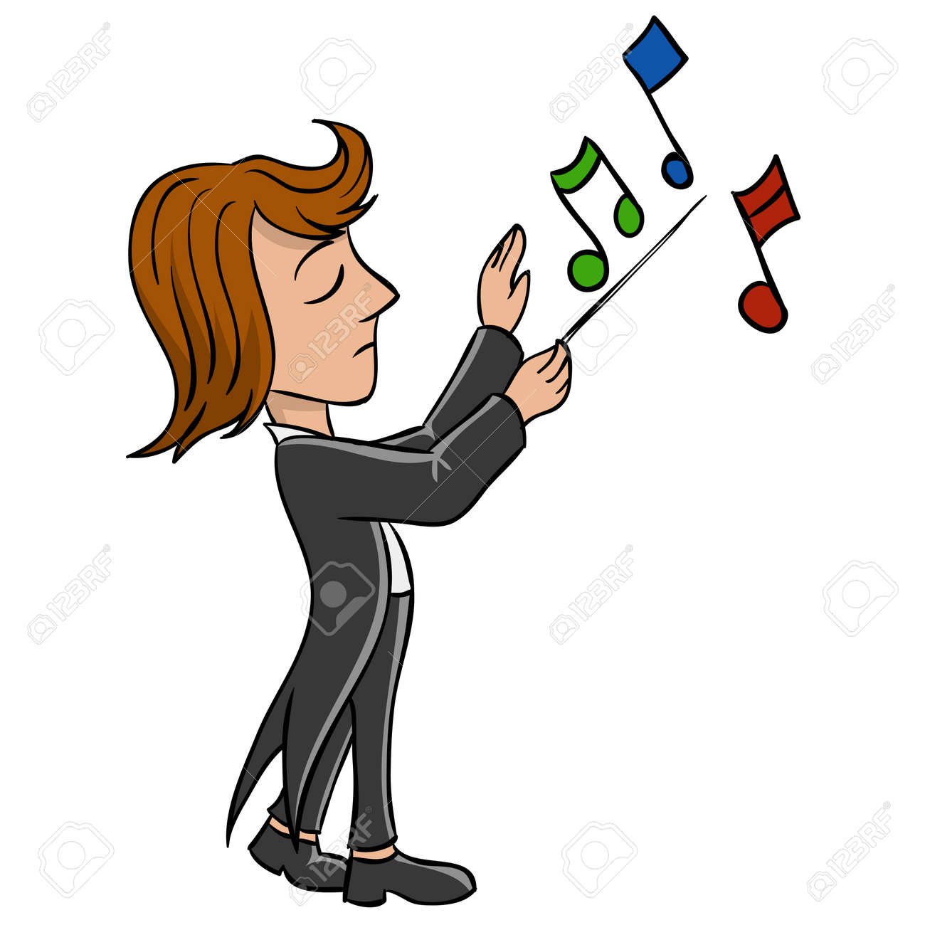 209 Conductor Hands Cliparts, Stock Vector And Royalty Free ...
