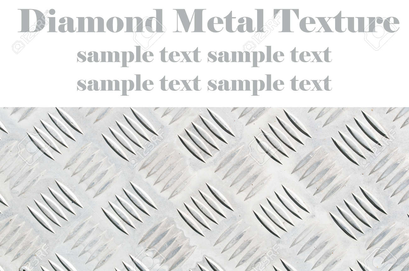 Diamond metal texture Stock Photo - 12990202