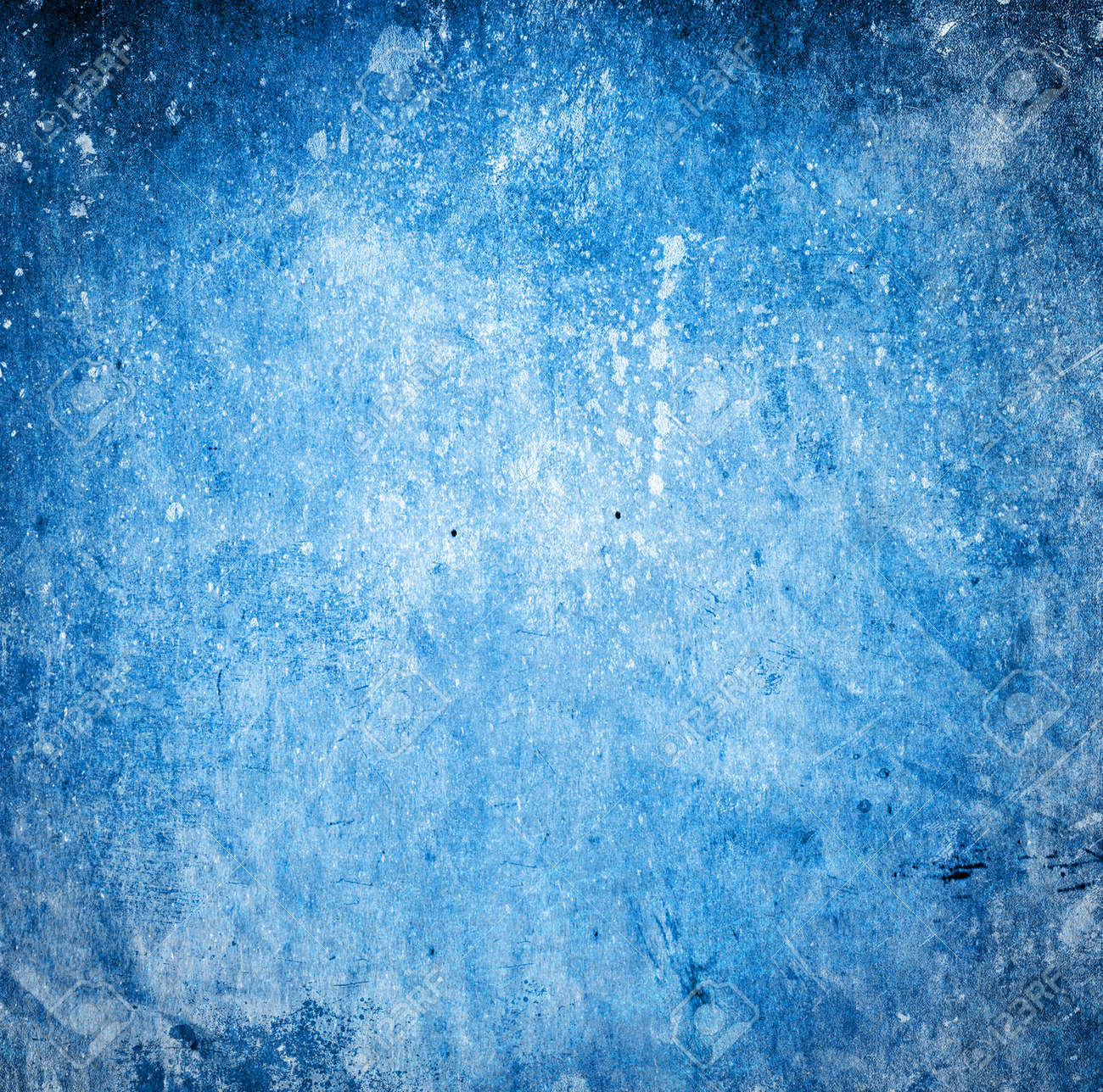 Fashion style Grunge blue background photo for girls