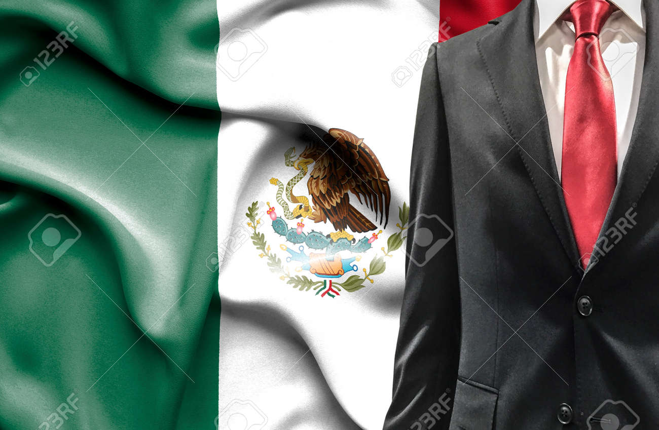 Man in suit from Mexico - 39134675