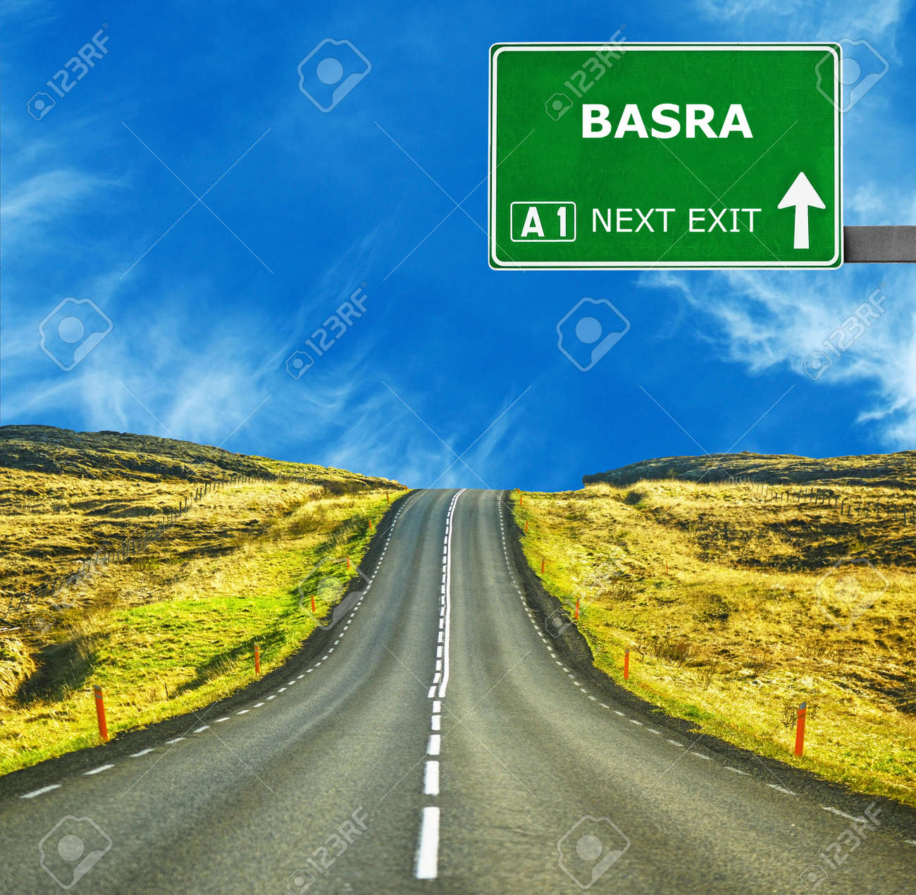 road to basra