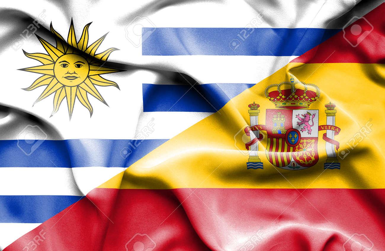 Resultado de imagen para españa y uruguay