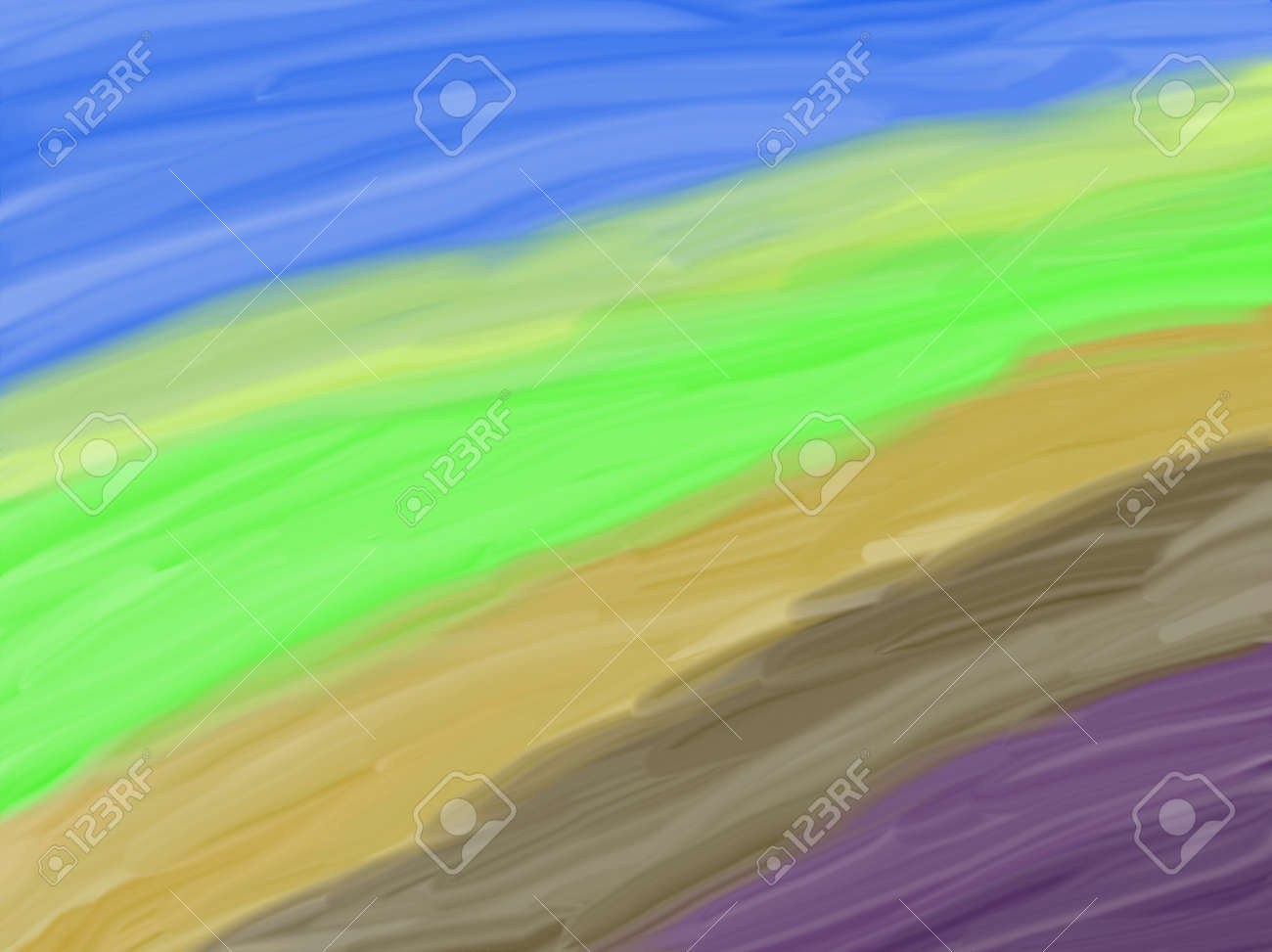 Abstract generated watercolor painted pattern art background Stock Photo - 12957614
