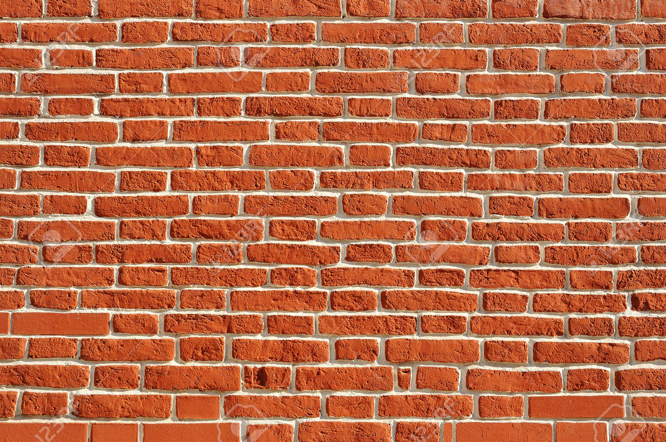 Old red bricks wall background Stock Photo - 13043786