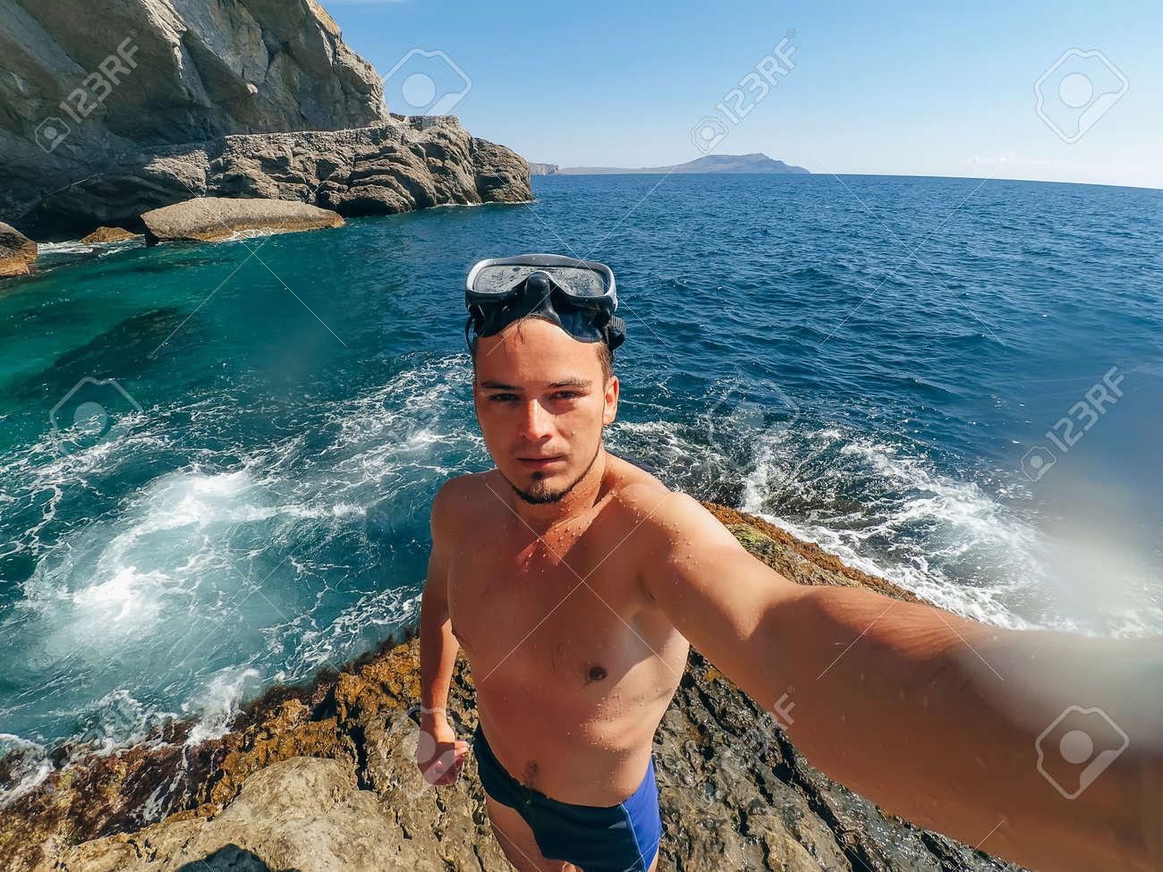 Selfie männer Blog