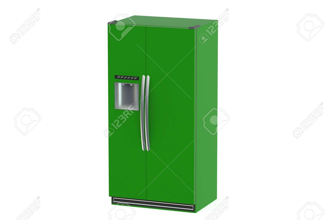 Retro Kühlschrank Silber : Silber modernen kühlschrank mit side by side türsystem