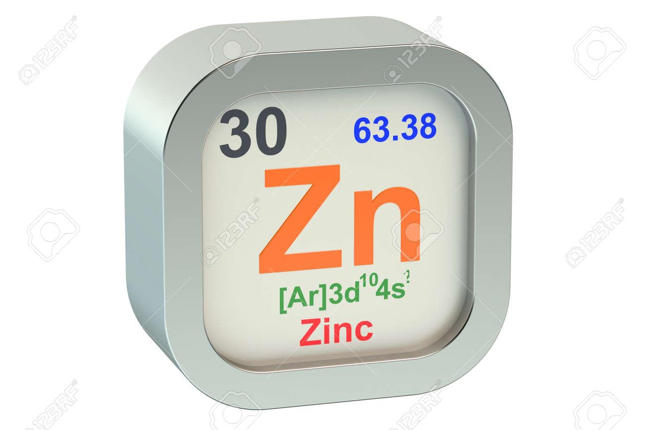 Zinc element symbol isolated on white background stock photo zinc element symbol isolated on white background stock photo 45788461 buycottarizona Gallery