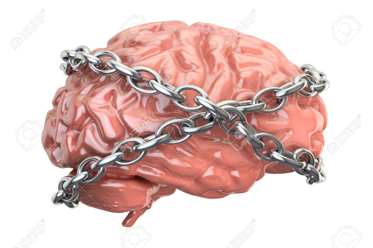 """Résultat de recherche d'images pour """"photos d'un cerveau enchaîné"""""""