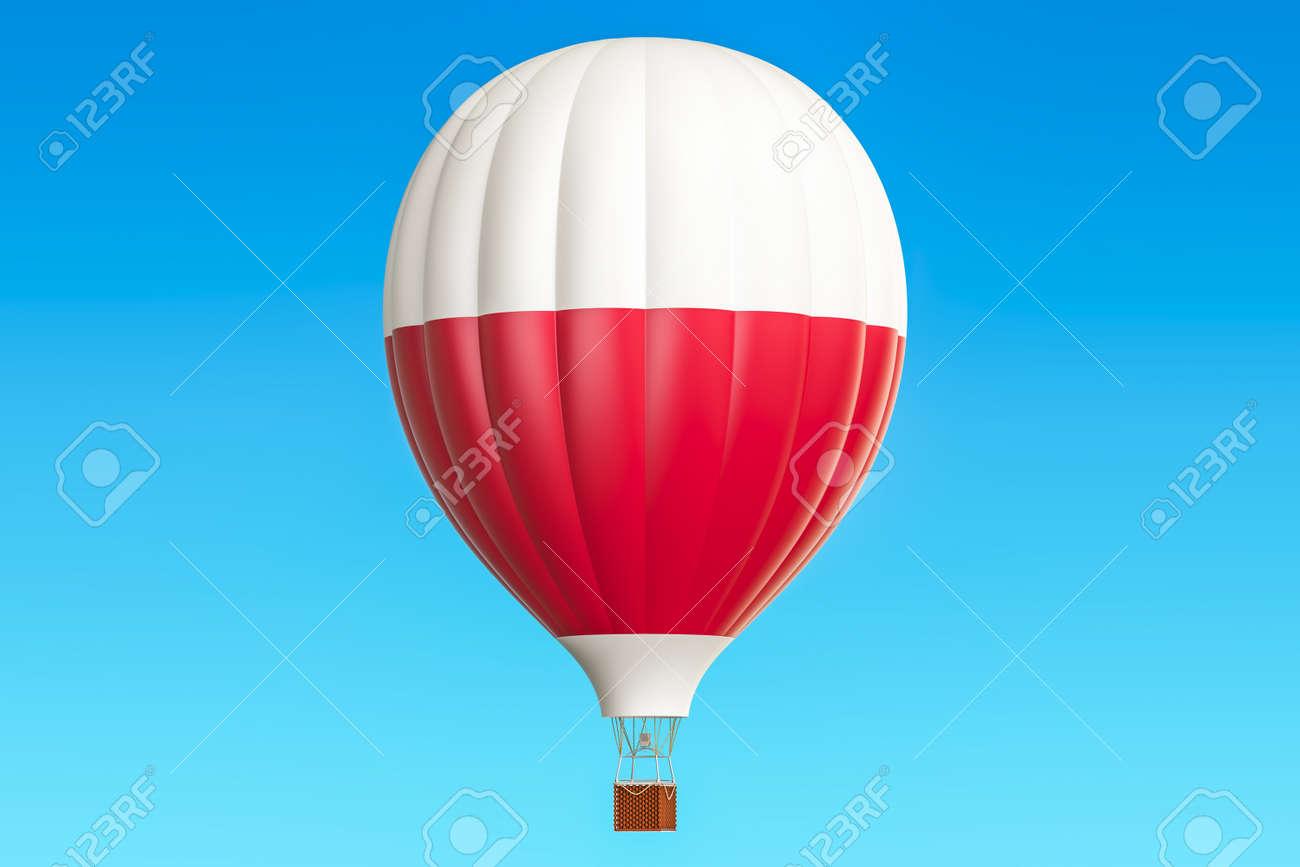 ballon dirigeable en polonais