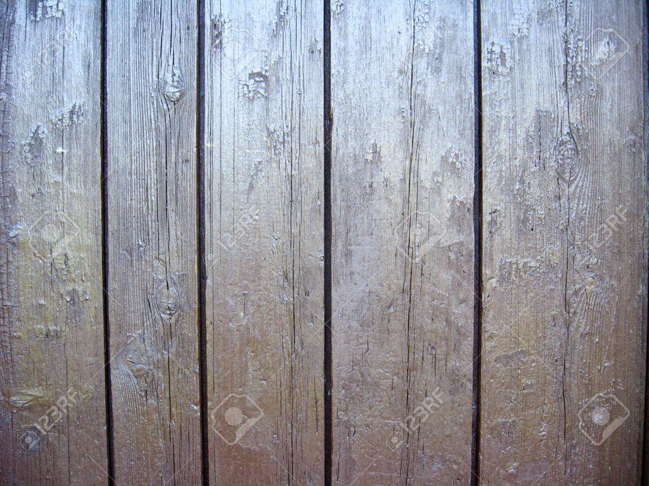 The image of background from boards of a grey fence Stock Photo - 15789643