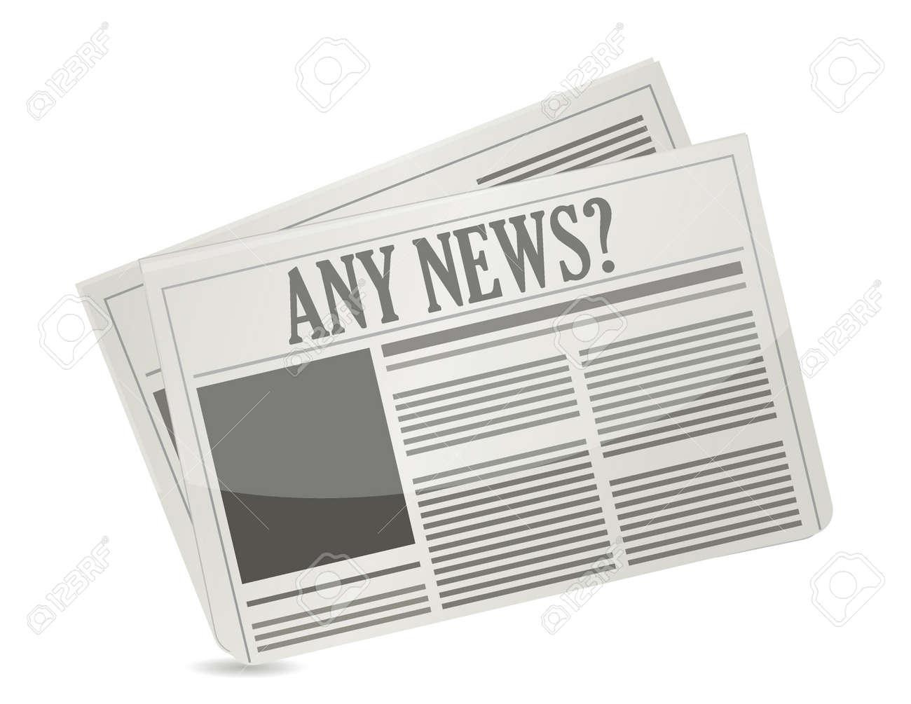 newspapers with headline