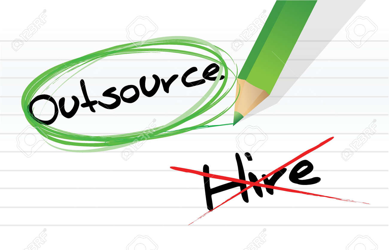 Choosing to Outsource instead of hiring illustration design - 17871915