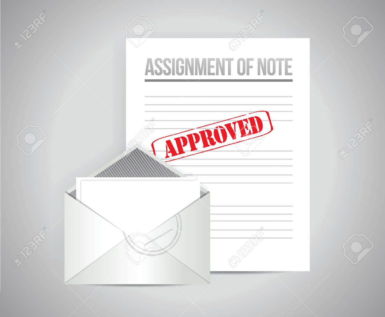 Assignment of note