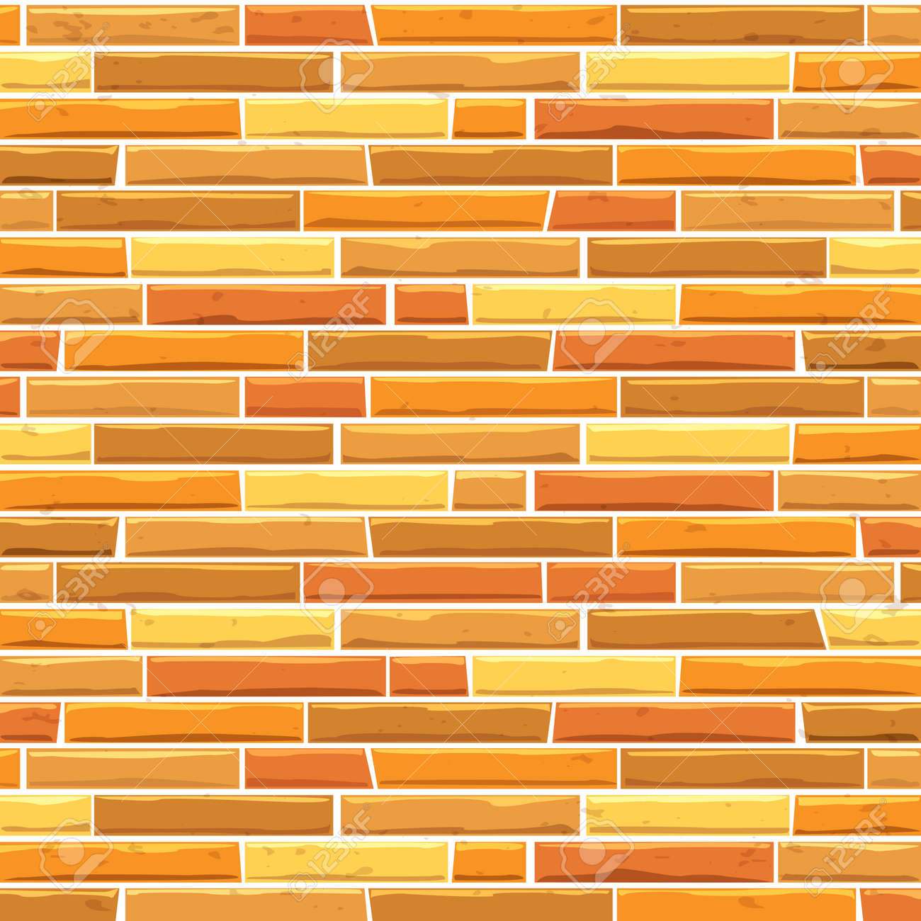 Colorful Decorative Stone Wall Pattern Royalty Free Cliparts ...