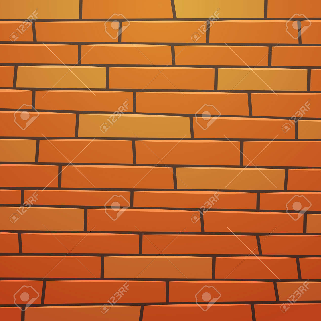 cartoon brick wall royalty free cliparts vectors and stock rh 123rf com cartoon brick wall free cartoon brick wallpaper