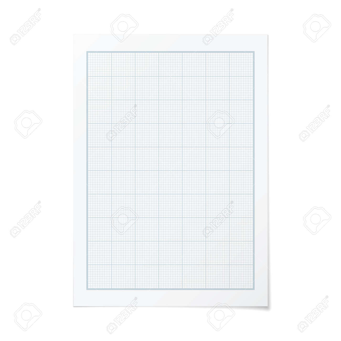 how to create graph paper in word