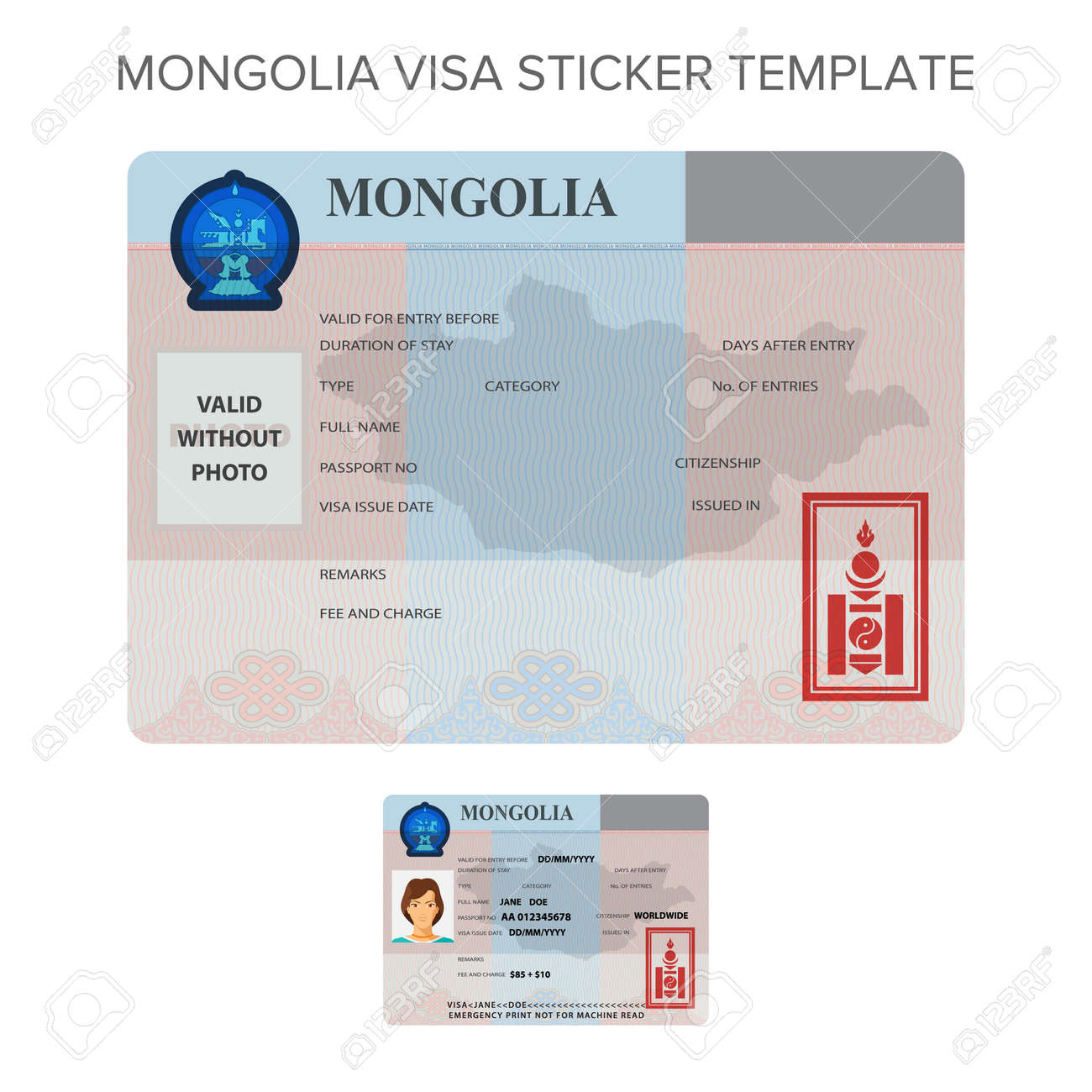 passport card template - Juve.cenitdelacabrera.co