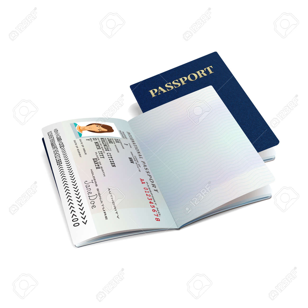 Gemütlich Badezimmer Passvorlage Bilder - Beispiel Business ...