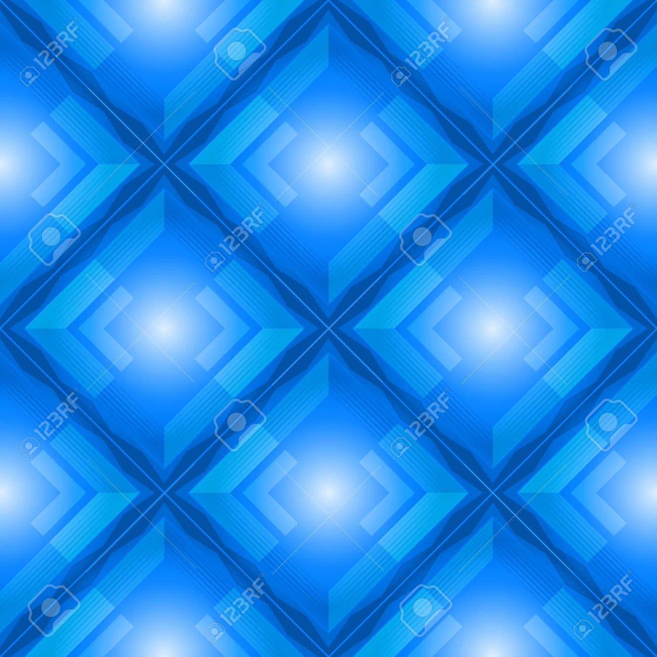 Background seamless, abstract modern futuristic geometric techno design Stock Vector - 13094444