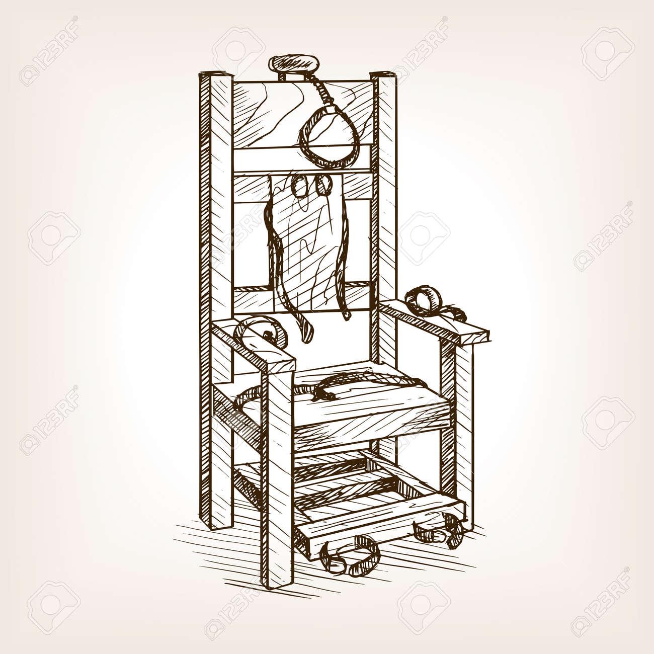 Stuhl bleistiftzeichnung  Stuhl Gezeichnet | gerakaceh.info