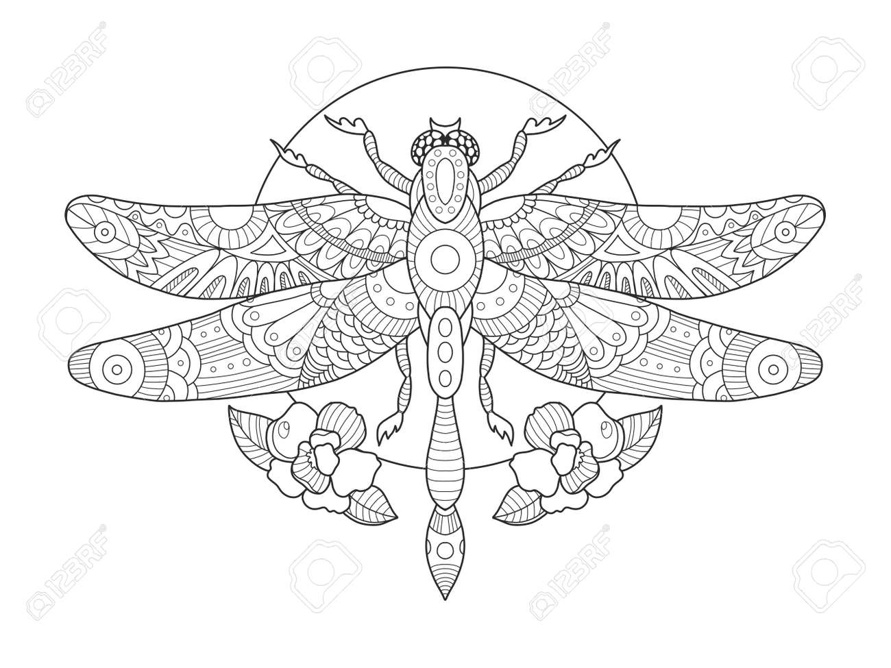 Großzügig Malvorlagen Libelle Fotos - Druckbare Malvorlagen ...