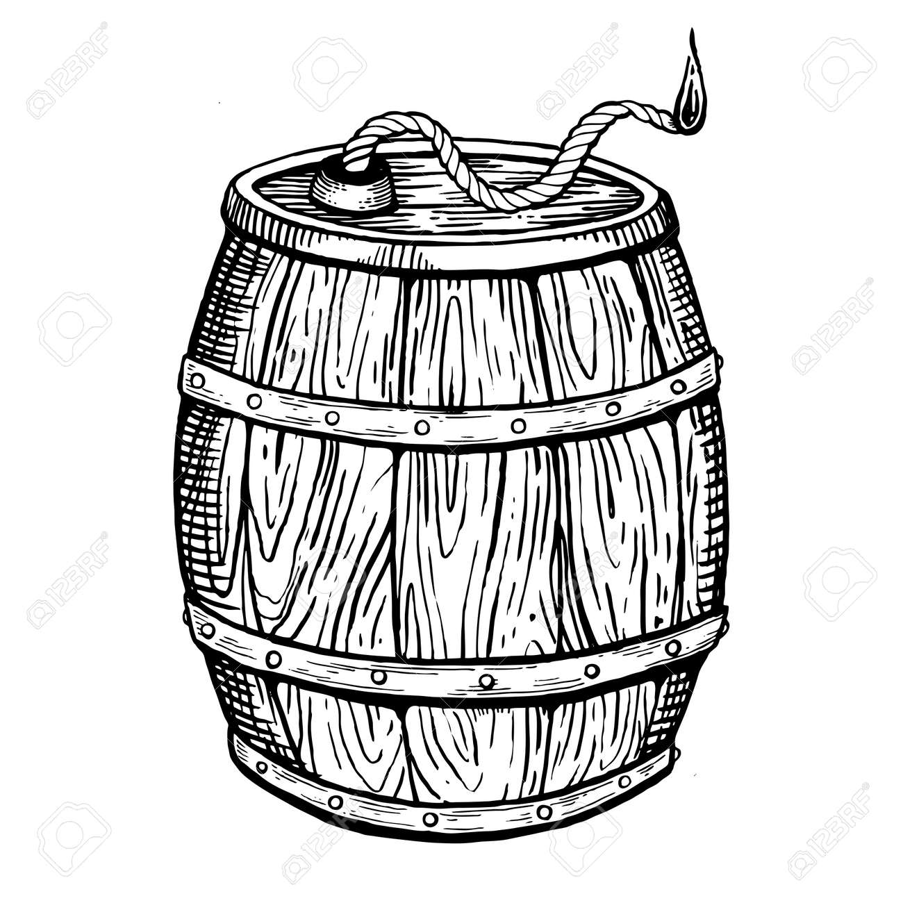 https://previews.123rf.com/images/alexpokusay/alexpokusay1711/alexpokusay171100082/89920638-powder-keg-engraving-vector-illustration.jpg