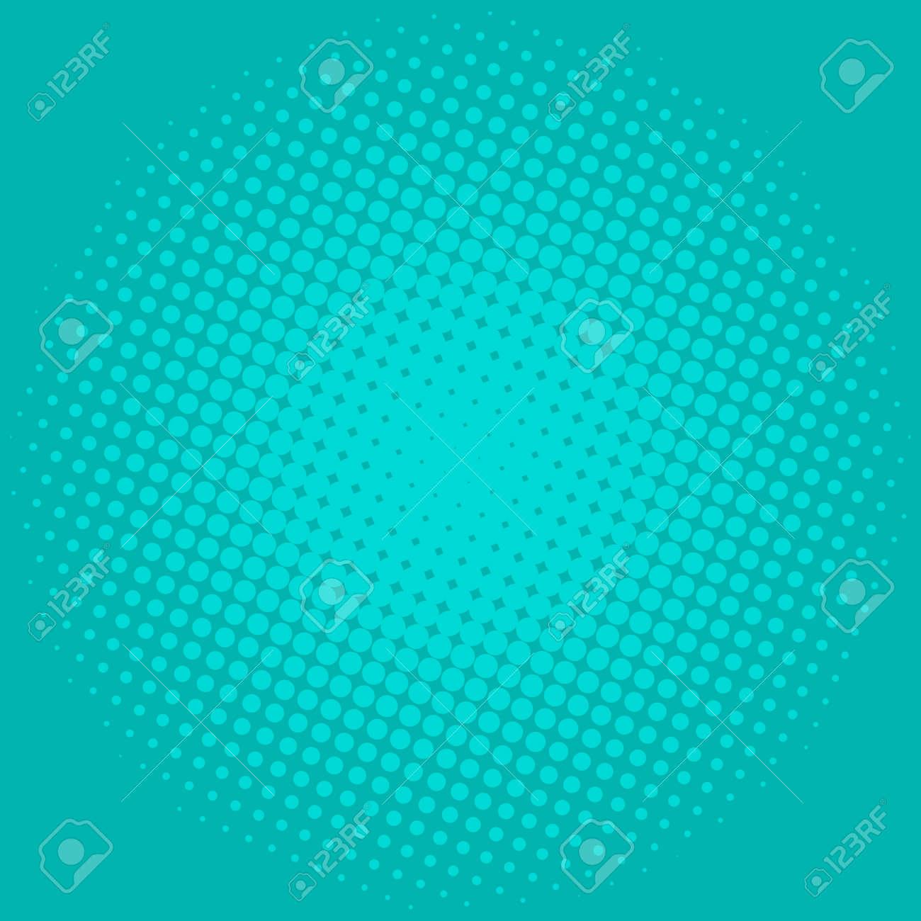 Green blue background vector illustration. - 93230881