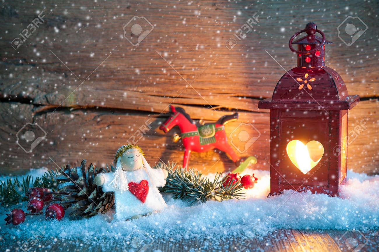 фото рождественская открытка