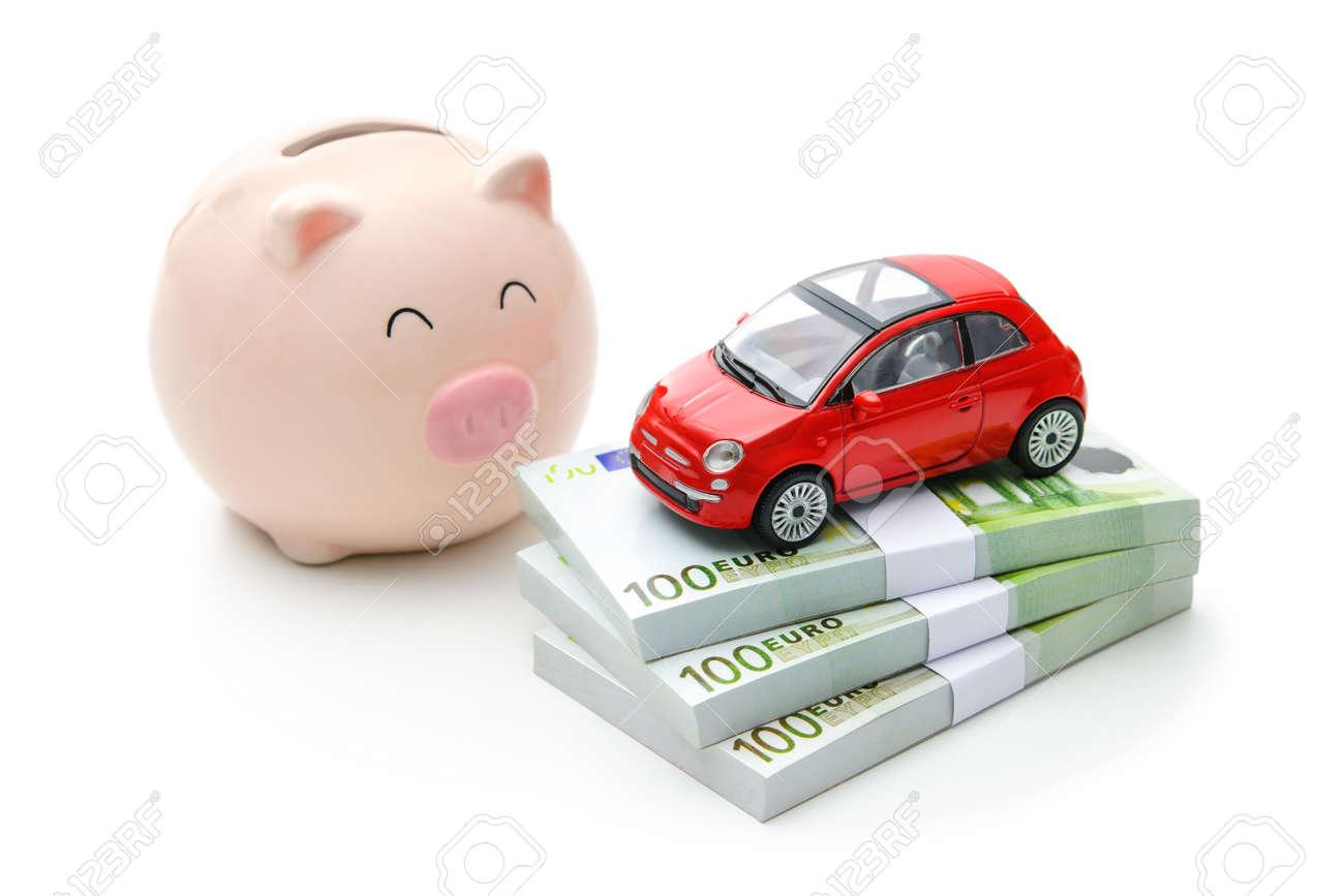 Auto En Geld Financien Huren Kopen Of Verzekering Autoconcept