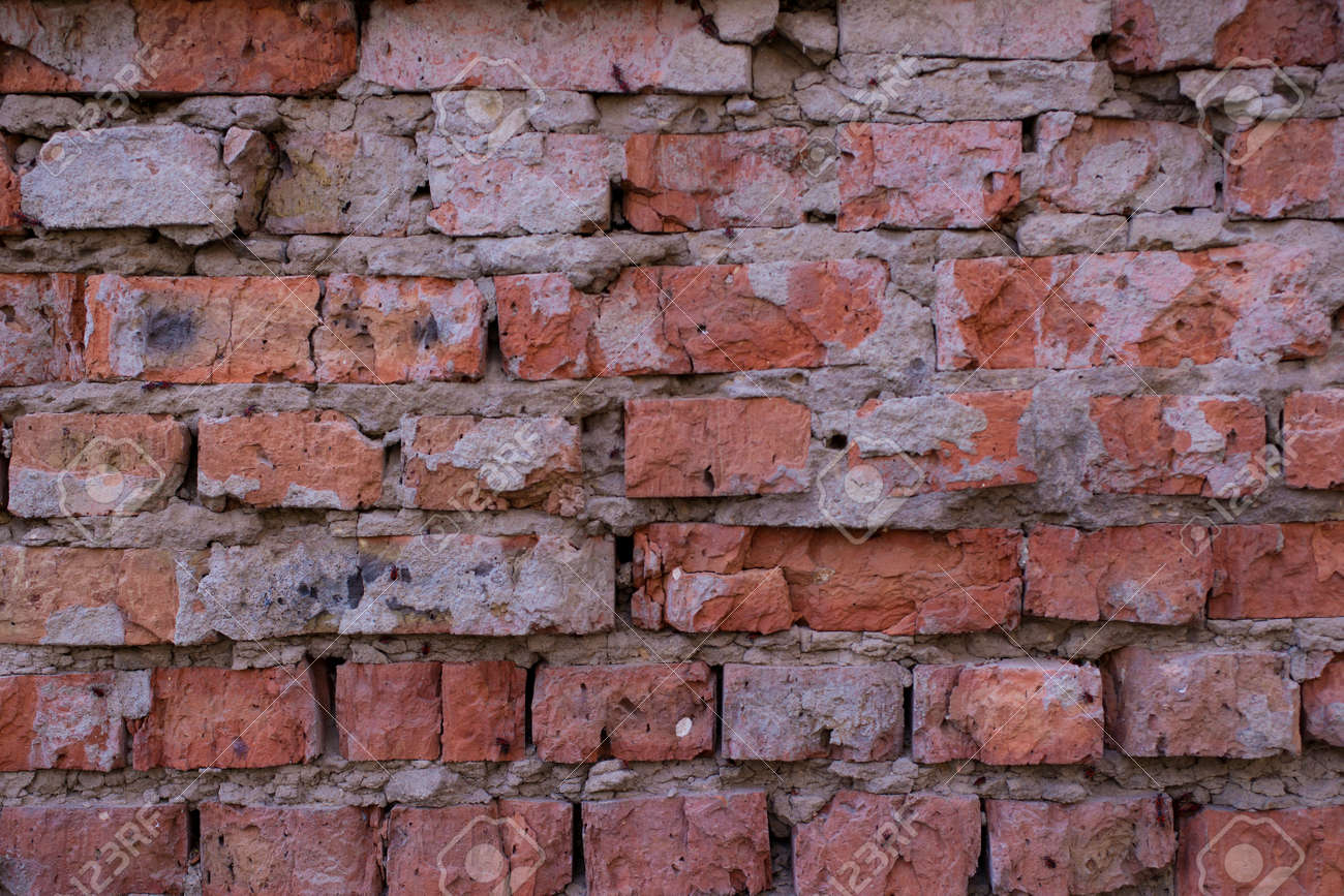 Old Orange Brick Wall Pattern Brick Background Good Wallpaper Stock Photo Picture And Royalty Free Image Image 138138971