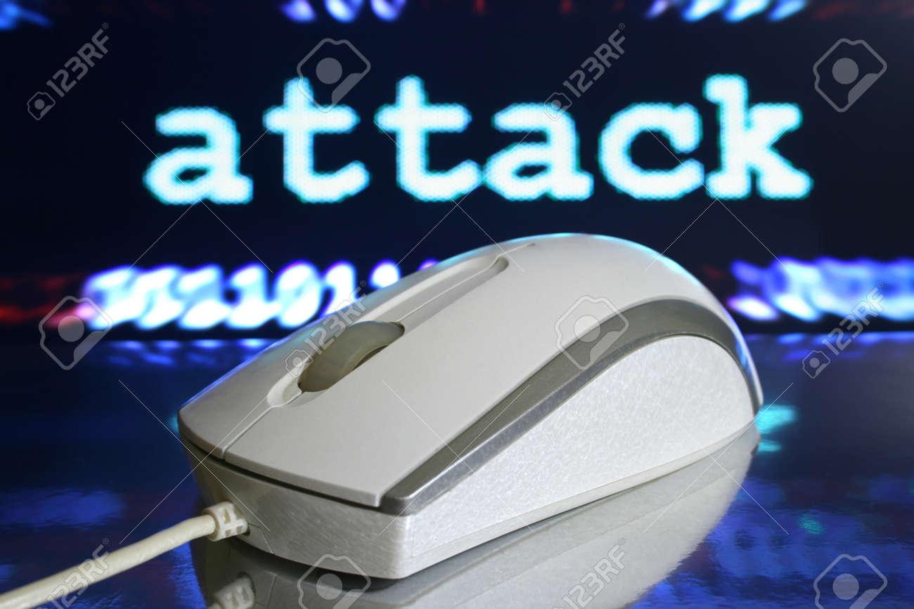 Web attack Stock Photo - 11298424