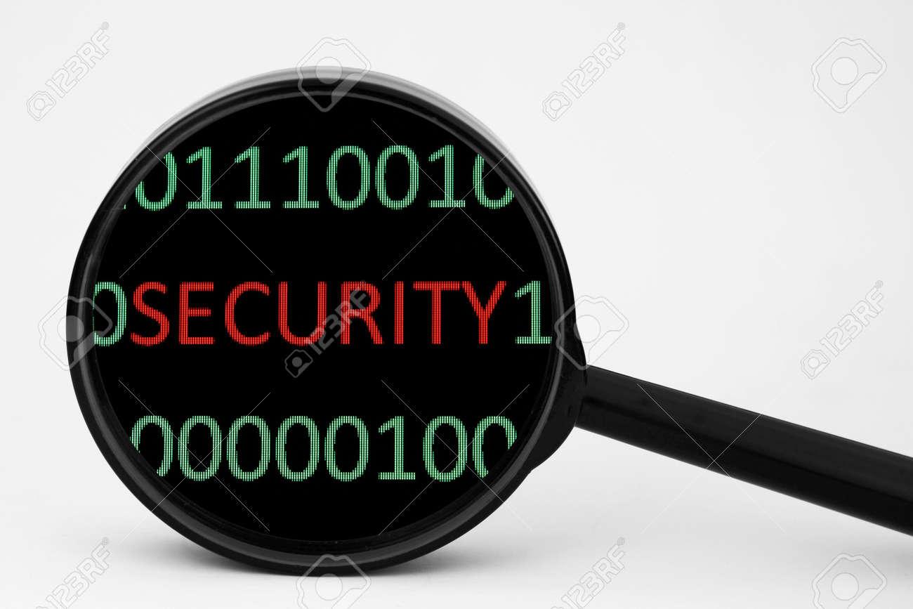Security concept Stock Photo - 14388845