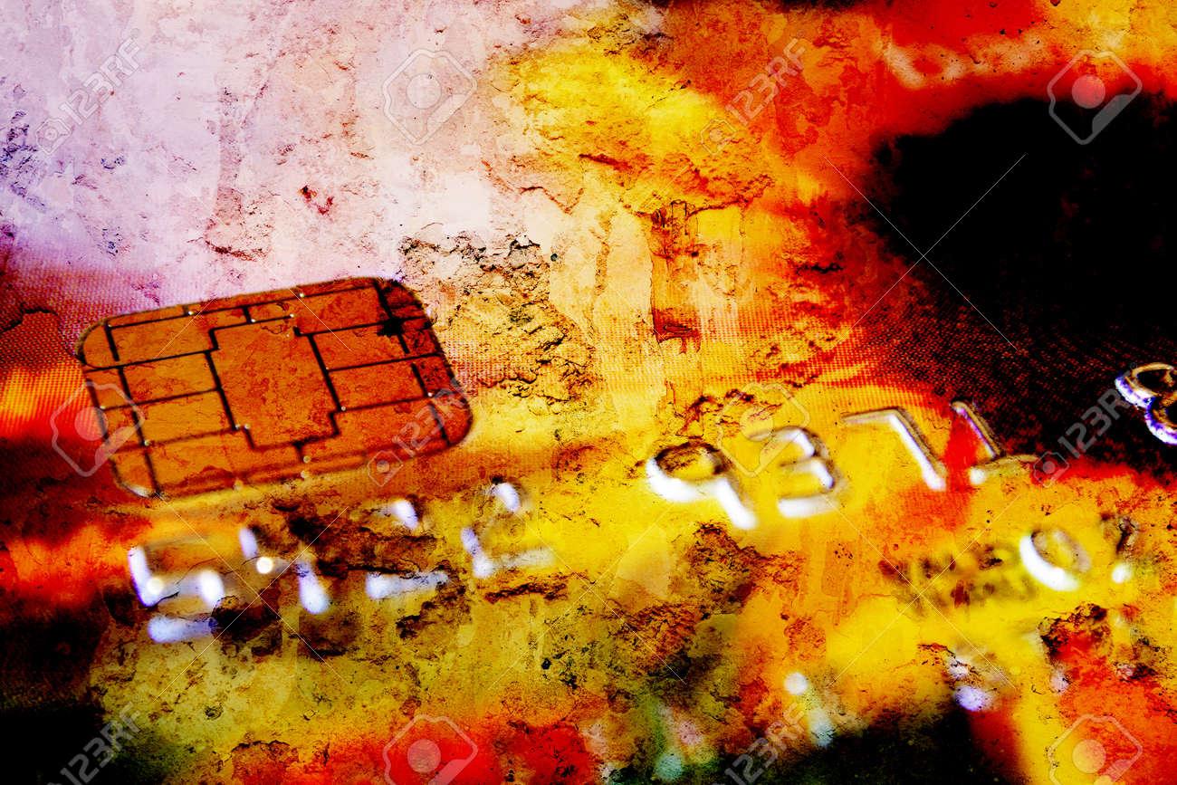Credit card - 34053705