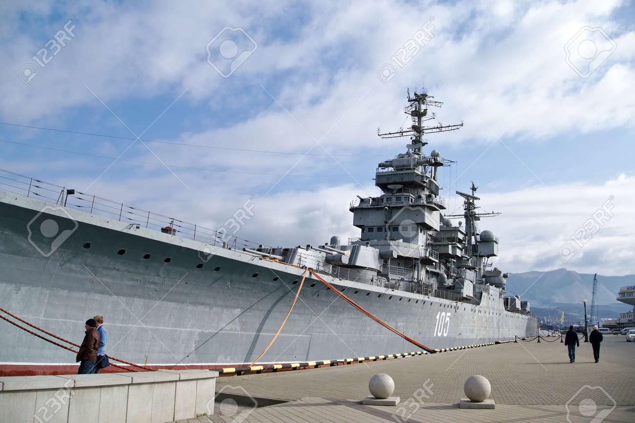 ノヴォロシースク, ロシア連邦 -...