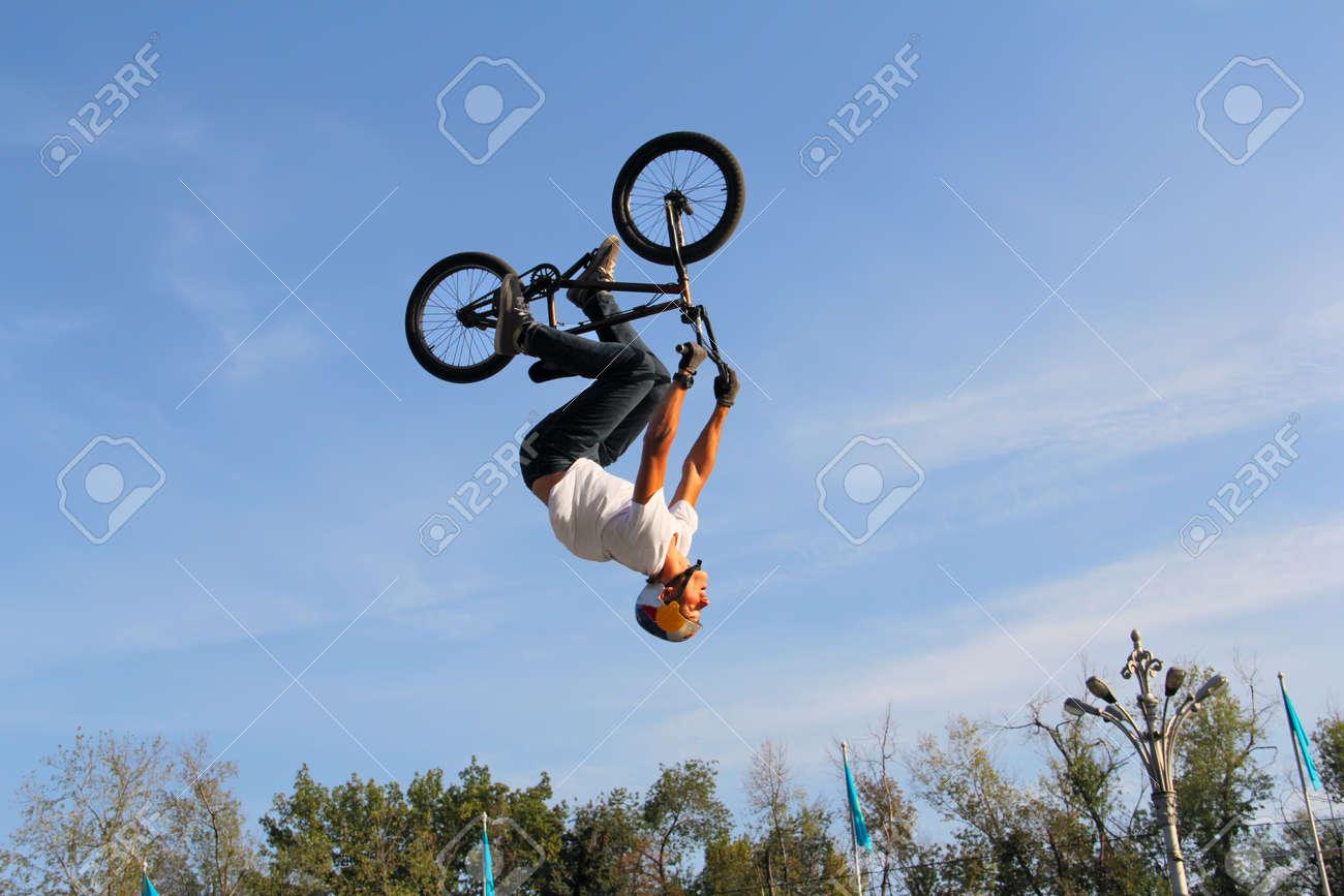 bicycles bmx Stock Photo - 12886021