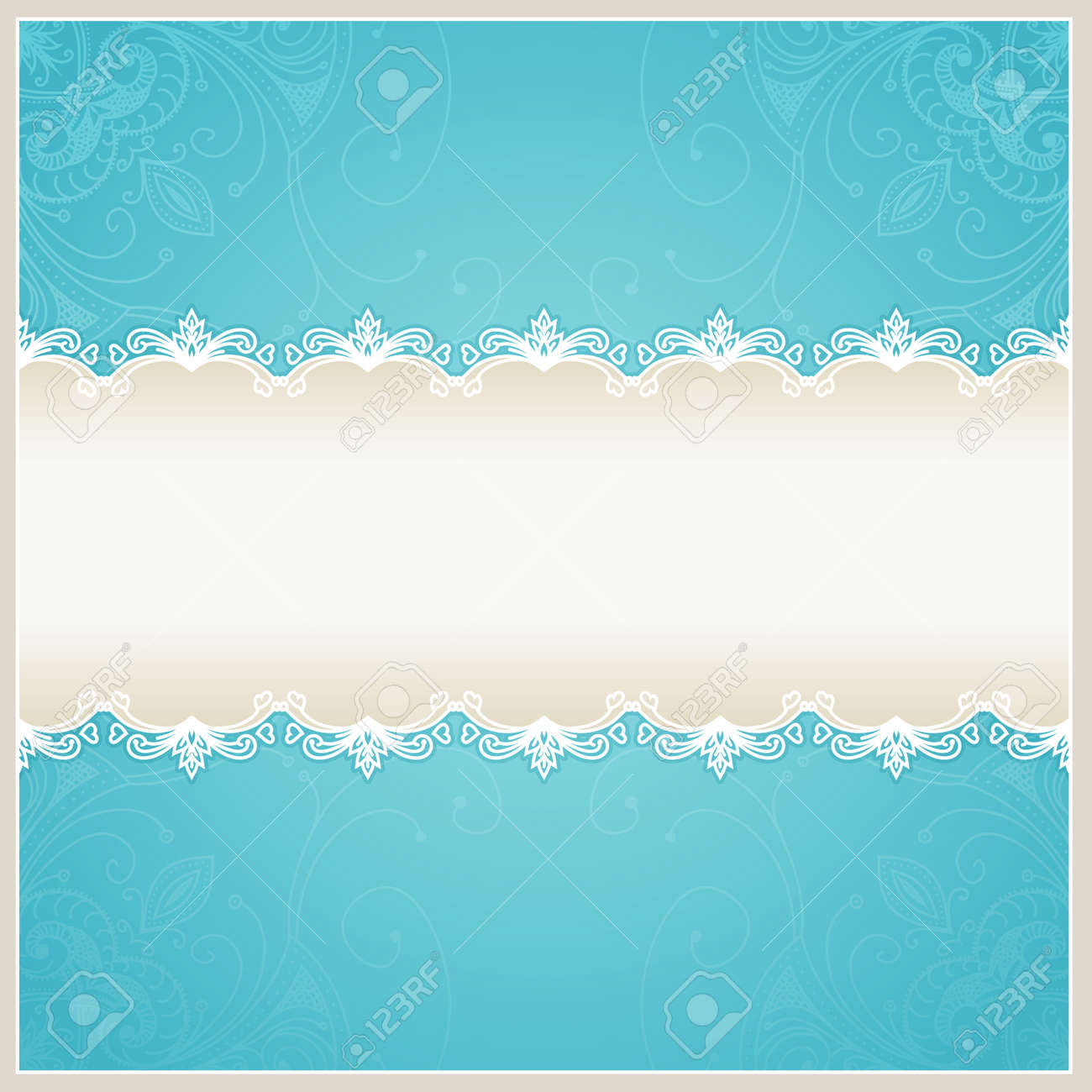 Floral Wedding Background Blue Design Template Can Be Used For Stock Photo Picture And Royalty Free Image Image 28200431