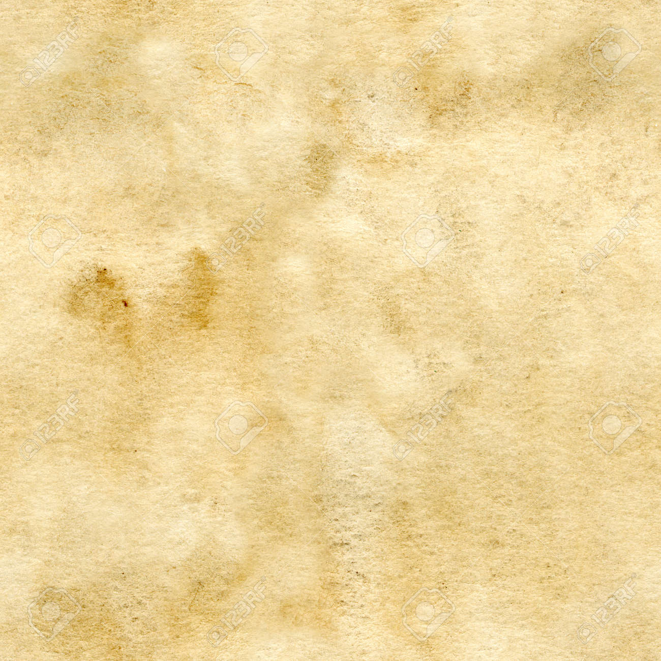 Top Old Paper Texture. Vintage Image. Seamless Old Paper Background  BX76