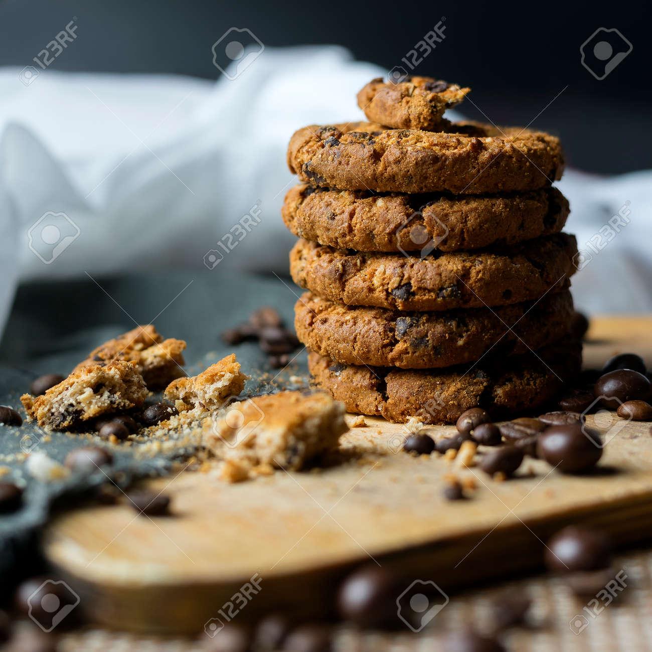 マクロ コーヒー クッキー