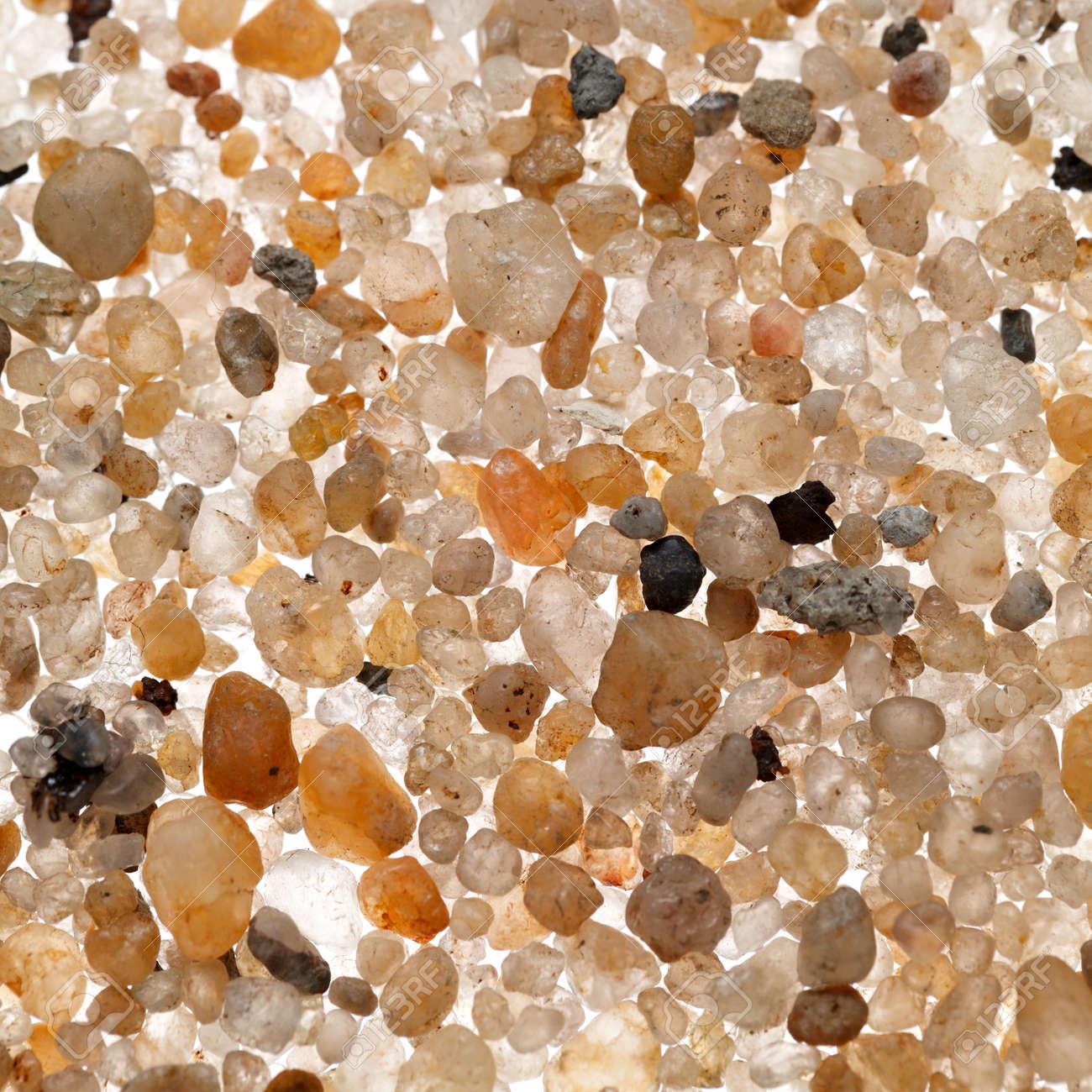 Top Cristalli Di Sabbia Di Mare Di Grandi Dimensioni Foto Royalty Free  PK32