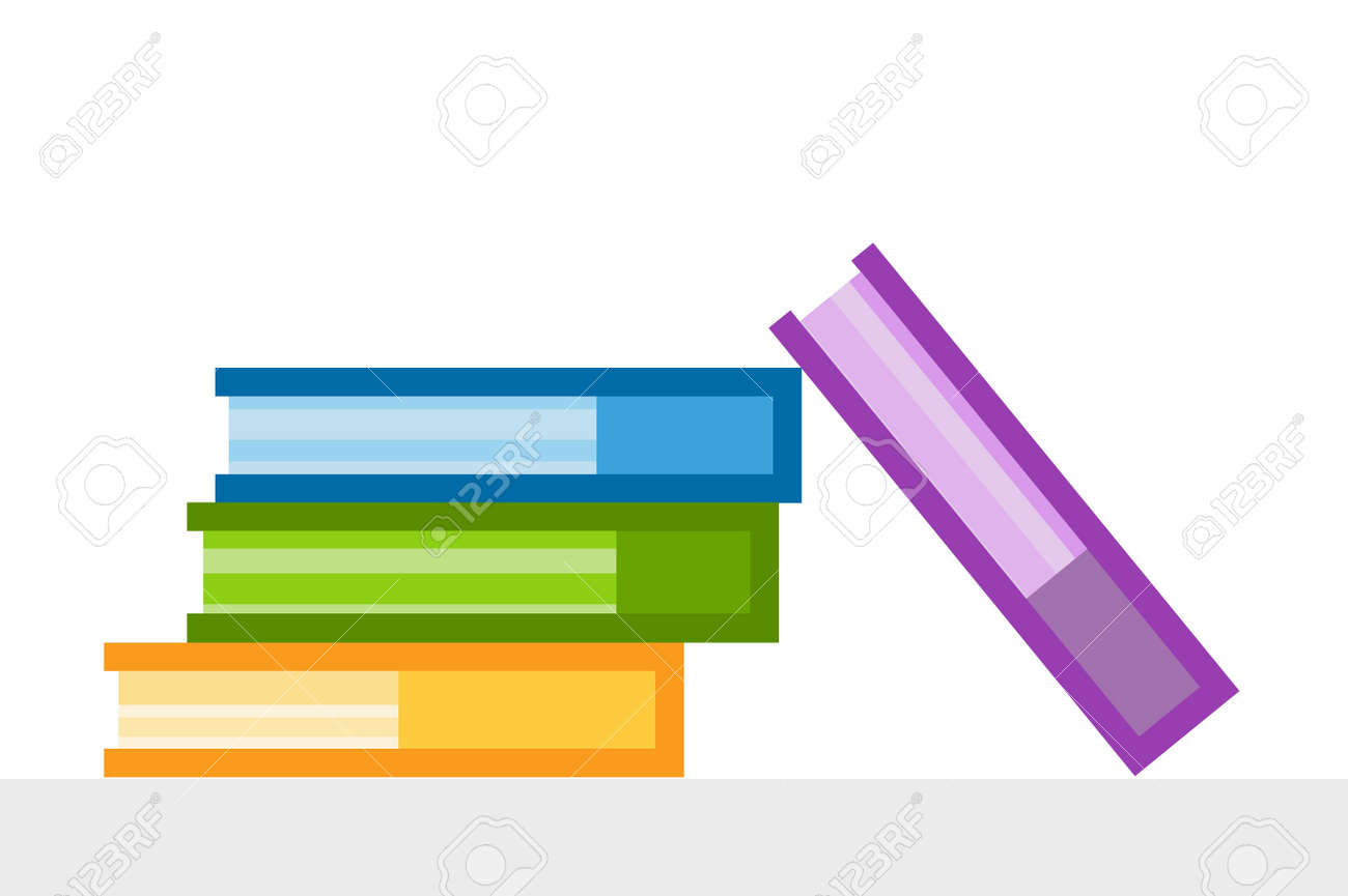 College Books For Sale >> Books Icons Set Sale Background Back To School Background