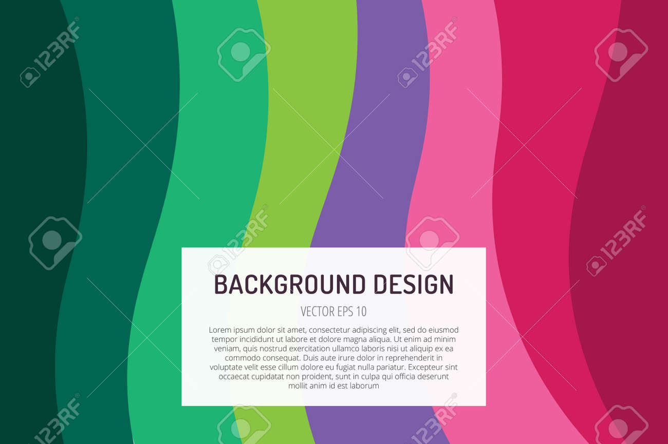 Colour Line Art Design : Abstract line triangle background design vector wallpaper