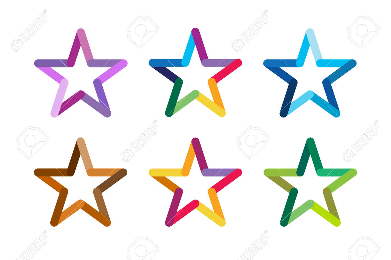 7 964 line leader stock illustrations cliparts and royalty line leader star vector logo star icon leader boss star winner
