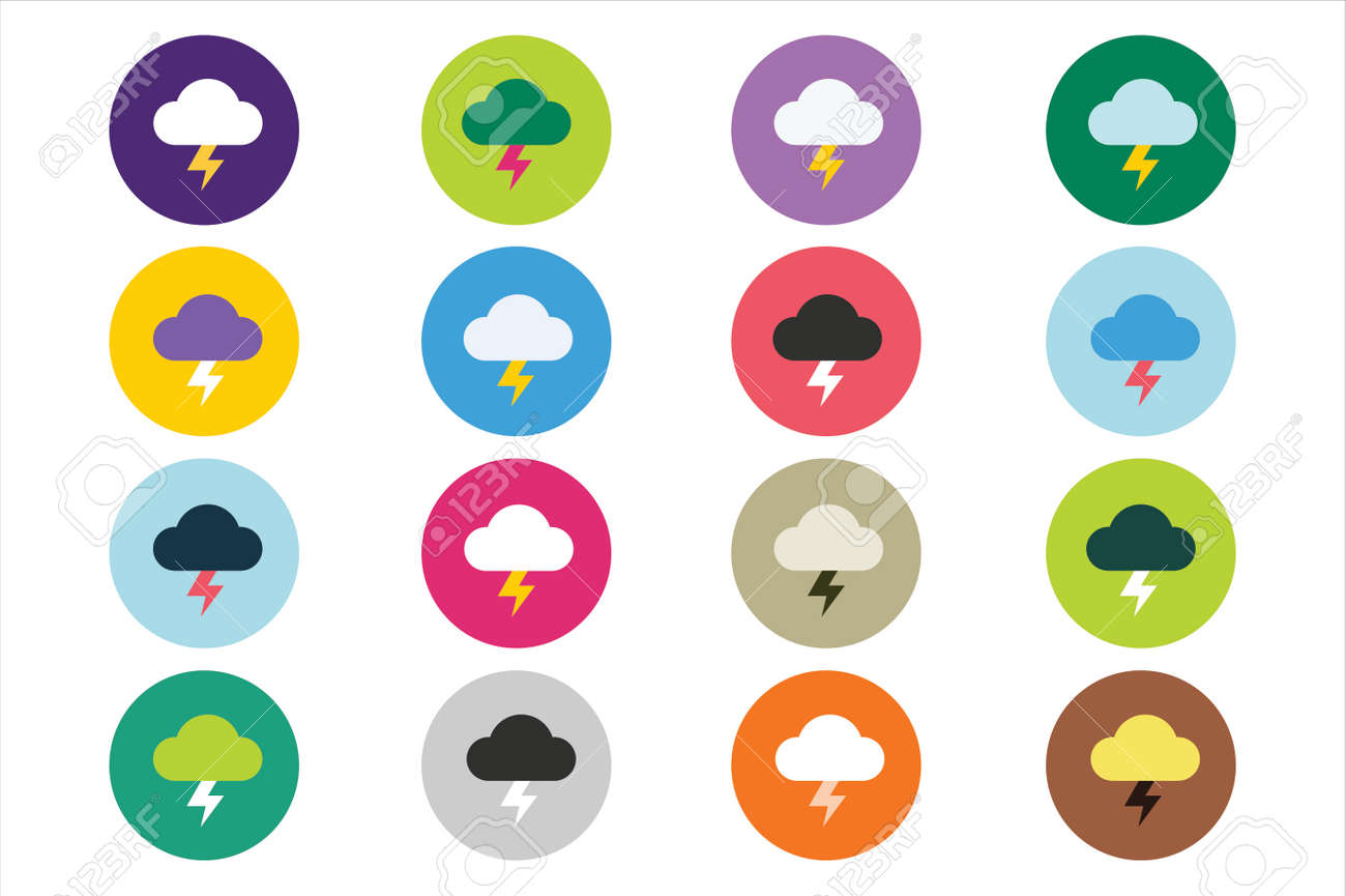 Attention warning cloud sign icons set warning vector icons attention warning cloud sign icons set warning vector icons warning antivirus logo exclamation buycottarizona Image collections