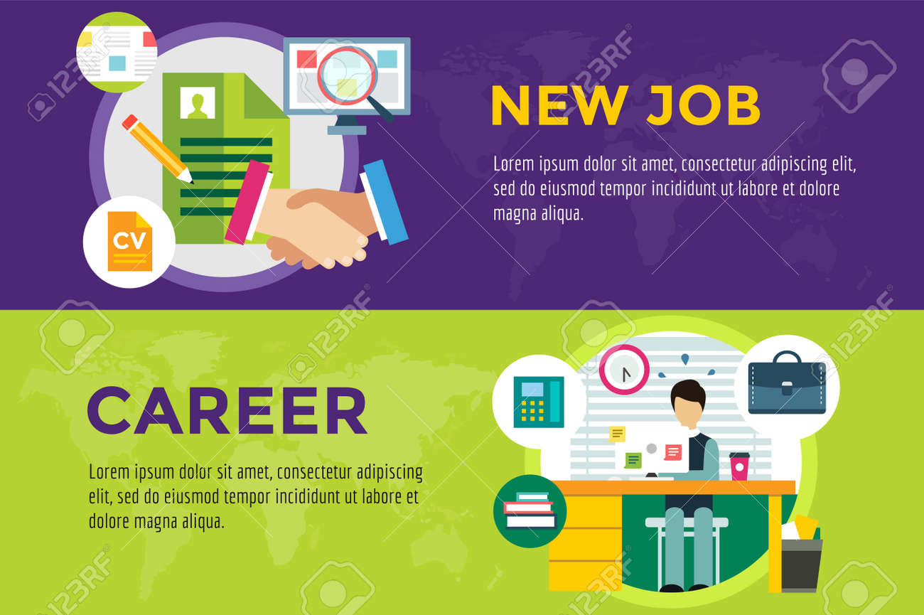 new job search and career work infographic cv head hunters new job search and career work infographic cv head hunters job search