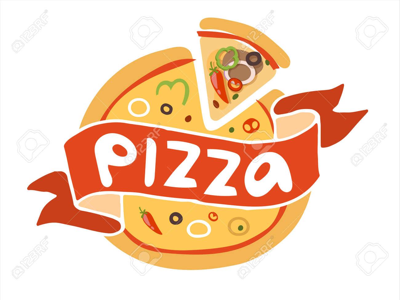 Image result for pizza logo