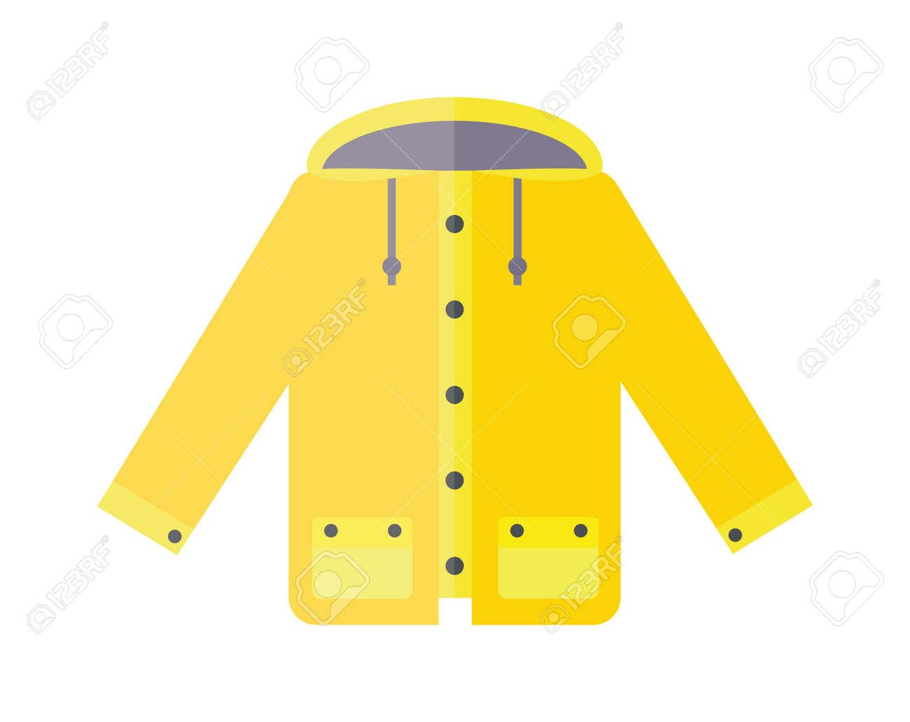 Abrigo de lluvia dibujo