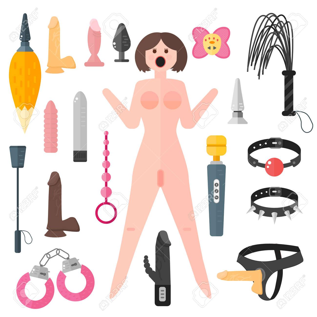 大人のおもちゃエロ愛し性人形オナニー ゴム手錠性おもちゃ感情ツール性人形失恋関係友人大人のセックストイシルエット ベクトル人形パシオンの性別します