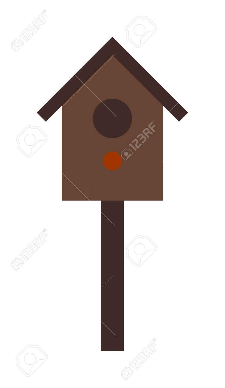 Oiseau Boite Maison De Nidification Et Boite En Bois De Nidification Nichoir Maison D Oiseau Batiment Maison Pour Les Oiseaux Birdhouse Objet A